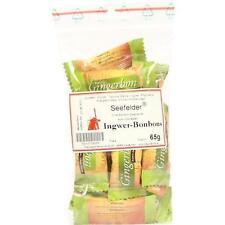SEEFELDER Ingwer-Bonbons KDA 65g PZN 706355
