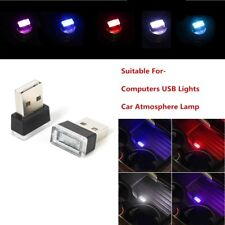 Flexible Mini USB Colorful LED Light Lamp For Computer USB,Car Atmosphere Lamp
