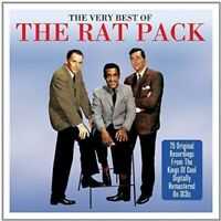 THE RAT PACK - VERY BEST OF 3 CD NEU FRANK SINATRA/DEAN MARTIN