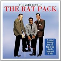 THE RAT PACK - VERY BEST OF 3 CD NEW! FRANK SINATRA/DEAN MARTIN