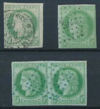 [33178] French Colonies 1872/77 Good lot classical stamps Very Fine used