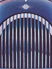 MORGAN AERO 8 V8 British Classic Car Roadster Prospekt Brochure 12