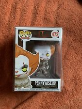 Stephen King It Pennywise With Boat Funko Pop Vinyl
