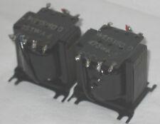 2 PHILIPS ausgangsübertrager output transformer el84 ecl82 se 15180 0