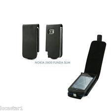 Funda Nokia 5800 MUVIT Slim + Protector pantalla