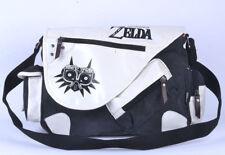 The Legend of Zelda Majora's Mask Canvas Messenger Bag Shoulder School Bag