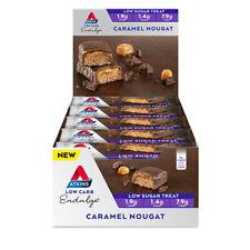 Atkins Endulge Caramel Nougat Bar 35g X 15