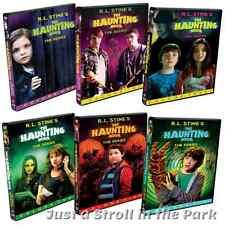 R. L. Stine's Haunting Hour Series Complete Volumes 1 2 3 4 5 6 Box / DVD Set(s)