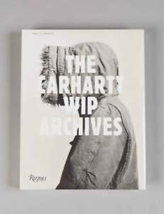 CARHARTT WIP WIP ARCHIVES BOOK