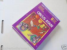 Brand New Sealed Atari 2600 Circus Atari ATARI 2600 Video Game System