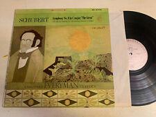 Beethoven Missa Solemnis LP Vanguard Everyman STEREO top copy M-!!!
