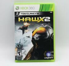 Tom Clancy's H.A.W.X 2 (Microsoft Xbox 360, 2010) Hawx 2