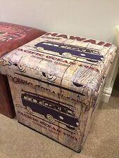 Unbranded Vintage/Retro Ottomans & Footstools