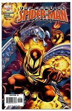AMAZING SPIDER-MAN #529(6/06;3rd)1:IRON SPIDER-ARMOR(NEW AVENGERS)CGC IT(9.8)HOT