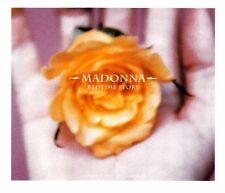 Madonna Bedtime Story Australian CD Single Rare 1994 7 Remixes Gold Stories