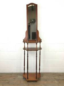 Vintage Mahogany Console Table (M-2323) - FREE DELIVERY*