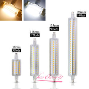 Dimmable Bulb R7S LED Corn 2835 SMD 78mm 118mm 135mm 189mm Light 7W 14W 20W 25W