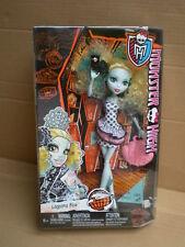 Monster High Student Exchange Lagoona Blue Spain Spanish Doll 2014 Mattel