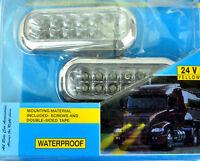 LKW LED 24V Truck Positionslicht Tagfahrlicht KFZ Auto Lampe Tagfahrleuchten