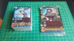 Bandai Naruto Boruto Card Game NB-02 Shippuden / Boruto [Chrono Clash System]