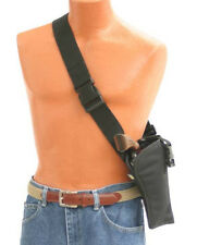 "Scoped Bandolier Holster for S&W 500 8 3/8"" Right Hand Draw Protech Black Nylon"