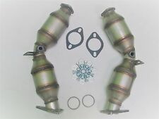 Fits: 2007 2008 INFINITI G35 3.5L D/S & P/S CATALYTIC CONVERTERS SEDAN ONLY NEW