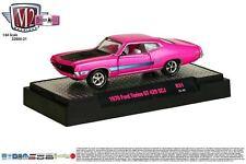 1:64 M2 Machines Detroit Muscle R31 *PINK* 1970 Ford Torino GT 429 SCJ *NIB*