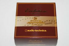 Audio-Technica AT33EV 0.3mV Low Output Moving Coil Cartridge BRAND NEW USA ship