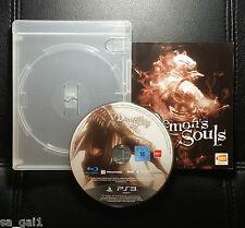 Demon's Souls (Sony PlayStation 3, 2009) PS3 - FREE POST *NO ARTWORK
