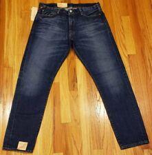 Denim & Supply Ralph Lauren Men Straight Flag Distress Jeans Sz 32x32 Thespot917