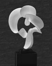 grand Moderne Abstrait Sculpture