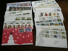 Royal Mail First Day Covers 2012 + 2013, Sold Individually - Various, FDC
