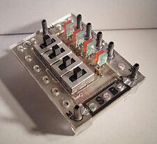 """03 321 DDR Experimentierkasten Polytronic """"Kondensatoren 10x verschiedene ... DDR Spielzeug"""