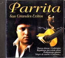 Parrita - Sus Grandes Exitos CD 2005
