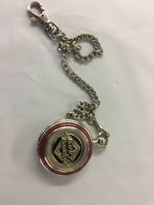Franklin Mint Collector Harley Davidson Motorcycle Heritage Softail Pocket Watch