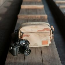 Desert Camo Small Shoulder Bag camera case insert for Camera / Compact DSLR