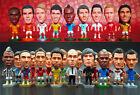 Soccer National team Player Figure Dolls 2.5