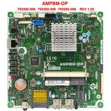 "for HP 793292-006 Hewlett Packard Motherboard f/ 21.5"" AiO PC w/ AMD A6-6310 C"