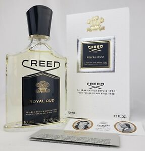Creed Royal Oud 100ml 20A01 Brand New In Box Authentic Fast Free Shipping!!