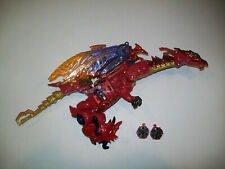 Transformers Beast Wars Transmetals 2 Megatron dragon figure