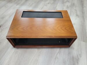 Pioneer SX-9000 wood case