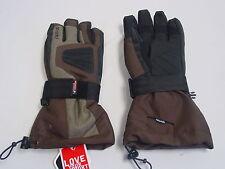 Reusch Snow Board Wrist Brace Protection Gloves Rodeo RtexXT 2904202 Brown M