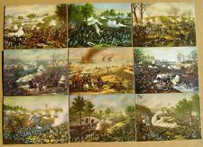 American Civil War Chronicles Series 1 & 2 Complete 78 Card Base Set Cult-Stuff