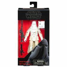 "Hasbro STAR WARS BLACK SERIES Snowtrooper #35 6"" FIGURE Authentic *NEW* RARE"