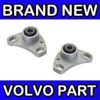 Volvo S60 S80 V70 XC70 XC90 Engine Cross Rod Mount Bracket Bushes (Both Sides)