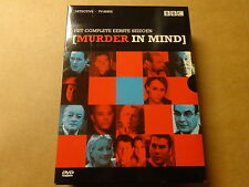 7-DISC DVD BOX / MURDER IN MIND: SEIZOEN 1 (BBC)