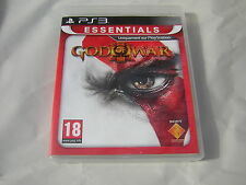playstation 3 God of War III  PS3