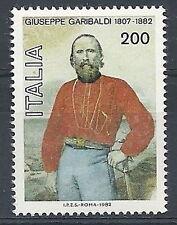 1982 ITALIA GIUSEPPE GARIBALDI MNH ** - ED