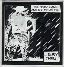 (CZ219) The Pistol Gang & The Preacher, Burry Them - DJ CD