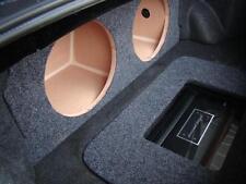 Maxda RX8 Sub Box Subwoofer Box Speaker Box  w/AMP RACK